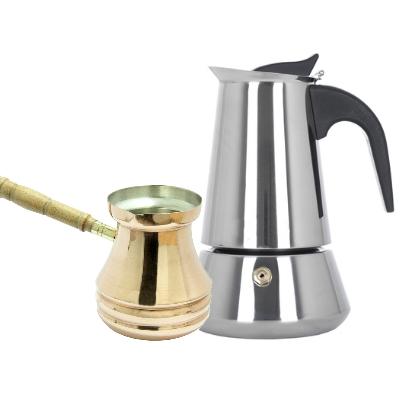 Турки и кофеварки