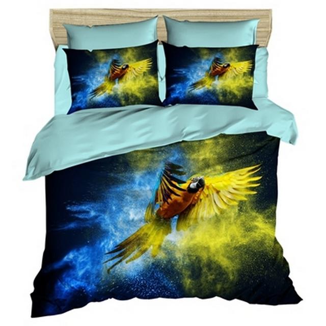 -35% на постельное белье LightHouse ранфорс 3D