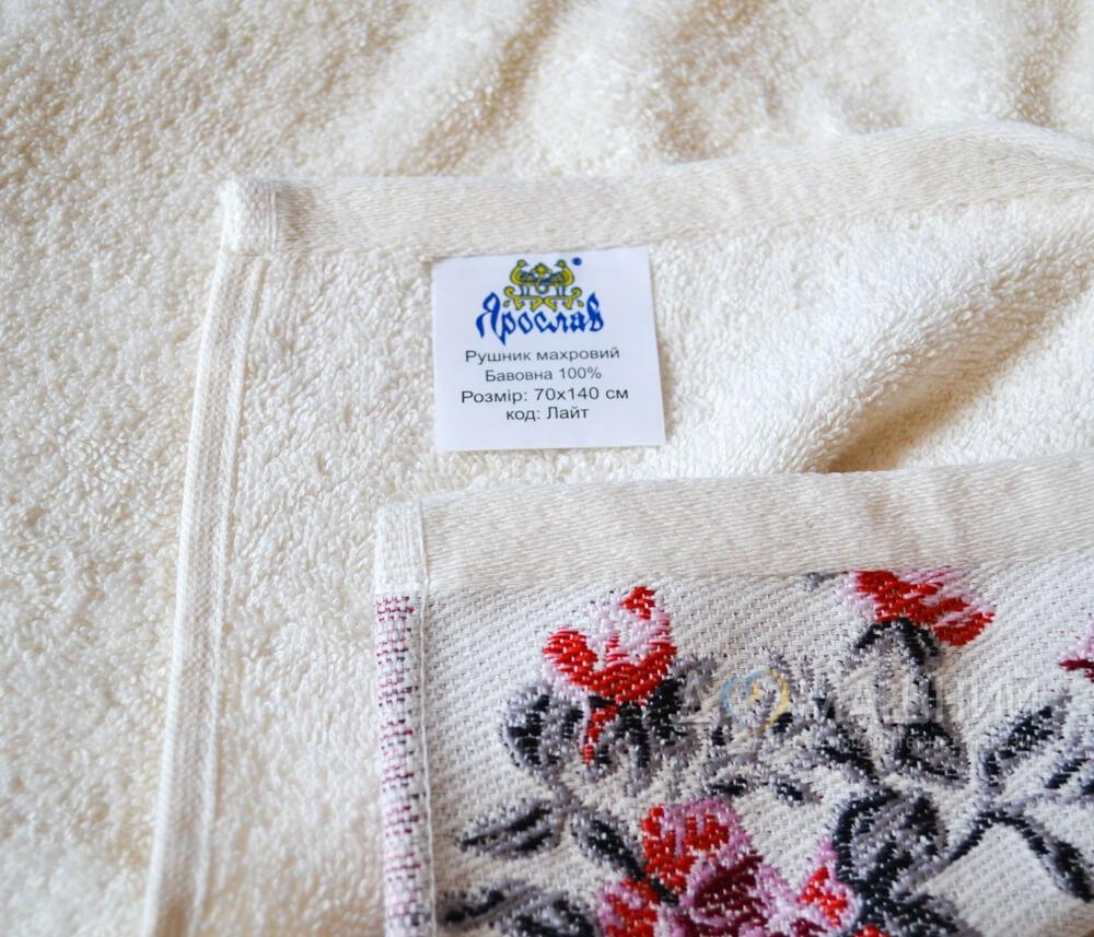 Фото полотенце с вышивкой 97