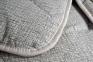 Одеяло шерстяное ТМ Вилюта в ассортименте серое 5