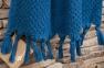 Полотенце махровое ТМ Buldans Cakil Denim 90х150 0