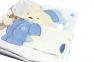 Детский постельный комплект с вышивкой ТМ Luoca Patisca Sleepy 0