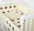 Детский набор из 7 предметов ТМ Маленькая Соня Comfort Шоколадные звезды 0