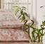 Постельное белье с покрывалом ТМ Karaca Home Plaid pudra 2019-1 евро-размер 0