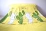 Постельное белье ТМ Selena бязь Кактусы Зеленые 100185 0