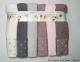 Набор полотенец из 6 штук ТМ Cestepe VIP Cotton Inci 0