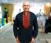 Вышиванка мужская Гетьман черная с красной вышивкой 2005.1 0