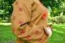 Вышиванка женская Фантазия оливковая 1033 2