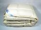 Одеяло зимнее ТМ Leleka-Textile Аляска бежевое 1