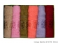 Набор кухонных полотенец из 6 штук Cestepe Bamboo Flower 30х50 0