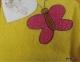 Набор полотенец кухонных 4шт ТМ Arya Butterfly желтый 40X60 0