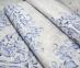 Постельное бельё ТМ Вилюта ранфорс-платинум 12657 голубой 4