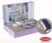 Постельное белье ТМ Hobby Poplin Marinella евро-размер 1