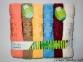 Набор полотенец из 6 штук Cestepe maxisoft Bamboo Soft 0