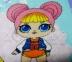 Подростковое постельное белье ТМ Selena бязь Куклы Lol 110210 7