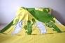 Постельное белье ТМ Selena бязь Кактусы Зеленые 100185 3