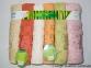 Набор полотенец из 6 штук Cestepe maxisoft Bamboo Santiano 0
