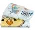 Детский постельный комплект ТМ Hobby Lovely мятный 0