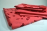 Постельное белье ТМ TAC ранфорс Ask Red евро-размер 1
