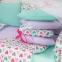 Детский набор из 7 предметов ТМ Маленькая Соня Бэби дизайн Разноцветные сердечки 3