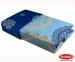 Постельное белье ТМ Hobby Exclusive Sateen Ottoman голубое евро-размер 1