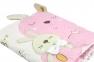 Детский постельный комплект с вышивкой ТМ Luoca Patisca Emmy 0