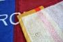 Полотенце велюровое пляжное Турция Barcelona 2 75х150 0