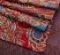 Постельное белье ТМ Arya сатин Simple Living Flamare красное 1