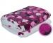 Покрывало-плед ТМ Hobby Juana розовый 220х240 1
