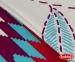 Постельное белье ТМ Hobby Poplin Francesca бордовое евро-размер 1