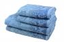 Полотенце махровое ТМ LightHouse Supreme синий 0
