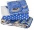Детский постельный комплект ТМ Hobby Tombik голубое 0