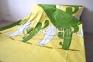 Постельное белье ТМ Selena бязь Кактусы Зеленые 100185 2