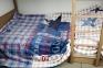 Плед-покрывало ТМ Karaca Home Peace Mavi 160х220 0