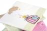 Детский постельный комплект с вышивкой ТМ Luoca Patisca Emmy 3