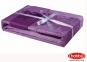 Постельное белье ТМ Hobby Exclusive Sateen Filomena сиреневое евро-размер 1