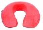 Подушка ортопедическая ТМ LightHouse Ortopedia Travel Color коралловая 34x33x10 1