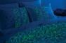 Постельное белье сатин-fluorescent ТМ TAC Crystal евро-размер 0