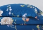 Постельное белье ТМ Arya сатин Simple Living Delmore евро-размер 1