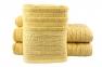Полотенце махровое ТМ Hobby Daisy желтое 1