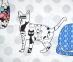 Постельное бельё ТМ Руно сатин Cat 6