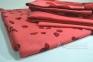 Постельное белье ТМ TAC ранфорс Ask Red евро-размер 2