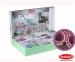 Постельное белье ТМ Hobby Poplin Poplin Candy розовое полуторное 1