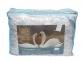 Одеяло демисезонное ТМ Leleka-Textile Лебединый пух Премиум 0