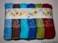 Набор полотенец из 6 штук Cestepe VIP Cotton Dolphins 0