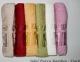 Набор полотенец из 6 штук ТМ Sikel Purry Bamboo Dark 0
