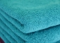 Полотенце махровое ТМ Terry Lux бирюза 0