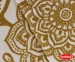Постельное белье ТМ Hobby Exclusive Sateen Antonia бежевый евро-размер 1