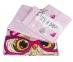 Детский постельный комплект ТМ Hobby Cool Baby розовый 0