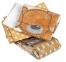 Детский постельный комплект ТМ Hobby Tombik желтое 0